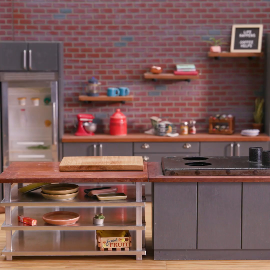 Tiny Kitchen Big Dreams Tastemade